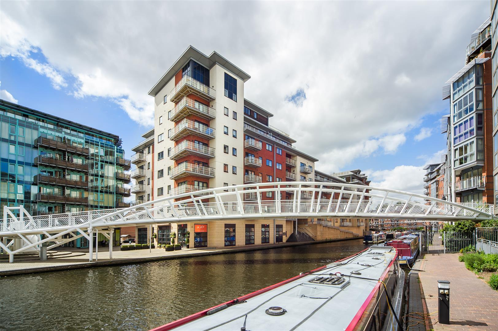 1 Bedroom Apartment Flat for sale in 100 Browning Street, Birmingham
